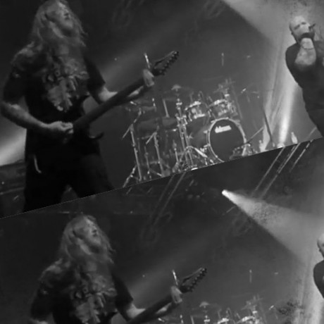 Feared live at Messe